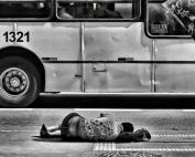 homeless and weak